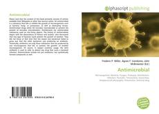 Bookcover of Antimicrobial