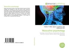 Capa do livro de Masculine psychology
