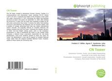 Bookcover of CN Tower