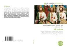 All Saints kitap kapağı