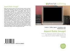 Portada del libro de Aspect Ratio (Image)