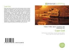 Bookcover of Cape Cod
