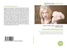 Juvenile Delinquency的封面