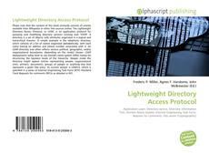 Portada del libro de Lightweight Directory Access Protocol