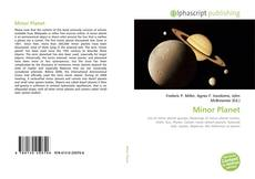 Couverture de Minor Planet