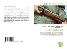 Bookcover of Hard Target (film)