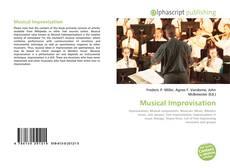 Bookcover of Musical Improvisation