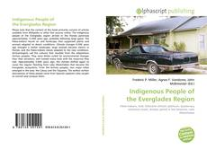 Copertina di Indigenous People of the Everglades Region