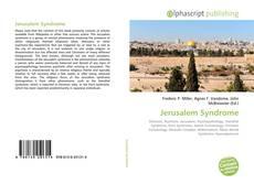 Bookcover of Jerusalem Syndrome
