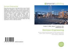 Portada del libro de Decision Engineering