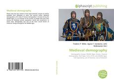 Bookcover of Medieval demography