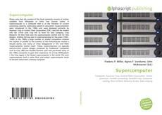 Bookcover of Supercomputer