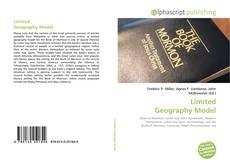 Limited Geography Model的封面