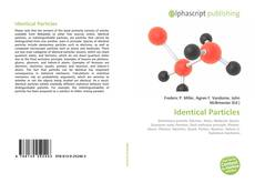 Bookcover of Identical Particles