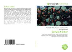 Bookcover of Buffalo Soldier