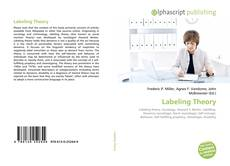 Bookcover of Labeling Theory
