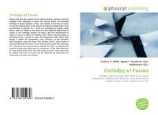 Обложка Enthalpy of Fusion