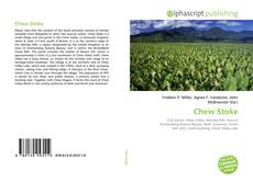 Bookcover of Chew Stoke