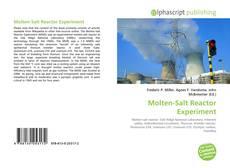 Couverture de Molten-Salt Reactor Experiment