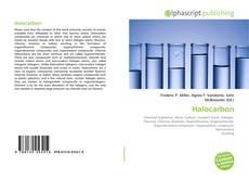 Borítókép a  Halocarbon - hoz