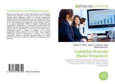 Обложка Capability Maturity Model Integration