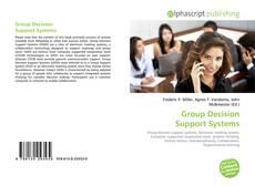 Portada del libro de Group Decision Support Systems