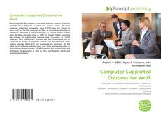 Copertina di Computer Supported Cooperative Work