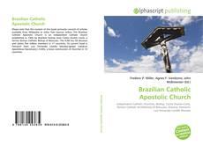 Borítókép a  Brazilian Catholic Apostolic Church - hoz