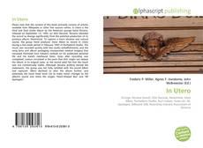 Bookcover of In Utero
