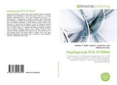 Haplogroup R1b (Y-DNA)的封面