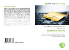 Обложка Electronic Money