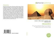 Buchcover von Alexandria
