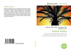 Couverture de Haitian Vodou