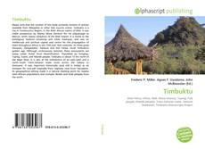 Timbuktu的封面