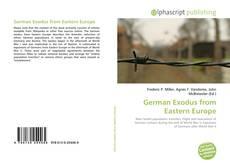 German Exodus from Eastern Europe的封面