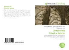 Portada del libro de António de Oliveira Salazar