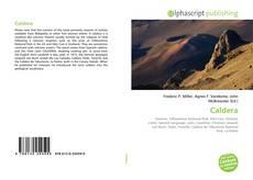 Capa do livro de Caldera