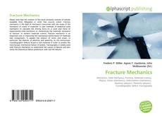 Bookcover of Fracture Mechanics
