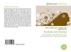 Portada del libro de Konkona Sen Sharma