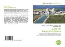 Buchcover von European Pressurized Reactor