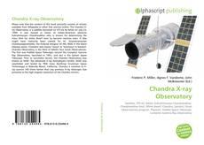 Buchcover von Chandra X-ray Observatory