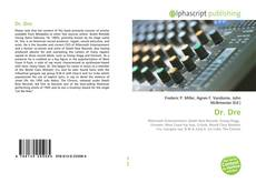 Bookcover of Dr. Dre