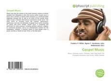 Bookcover of Gospel Music