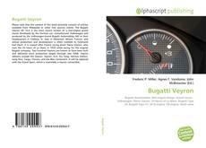 Bookcover of Bugatti Veyron