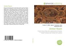 Portada del libro de Amber Room