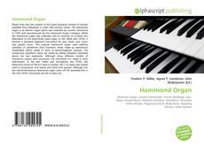 Bookcover of Hammond Organ