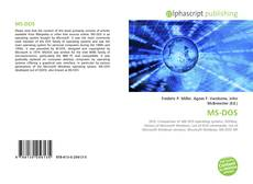 Buchcover von MS-DOS
