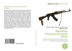 Majid Khan (Guantanamo captive 10020)的封面