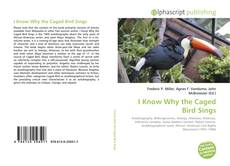 Couverture de I Know Why the Caged Bird Sings