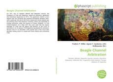 Capa do livro de Beagle Channel Arbitration